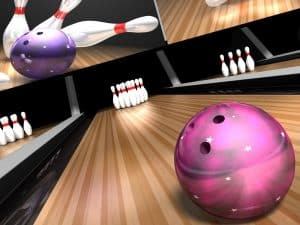 Aiming In Bowling