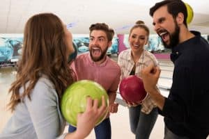 How to pick up spares in Bowling