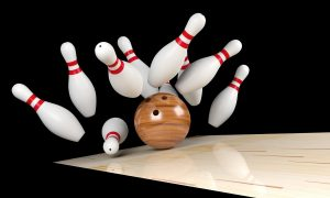 bowling ball hook