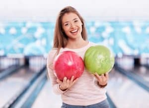 best bowling ball for straight bowler